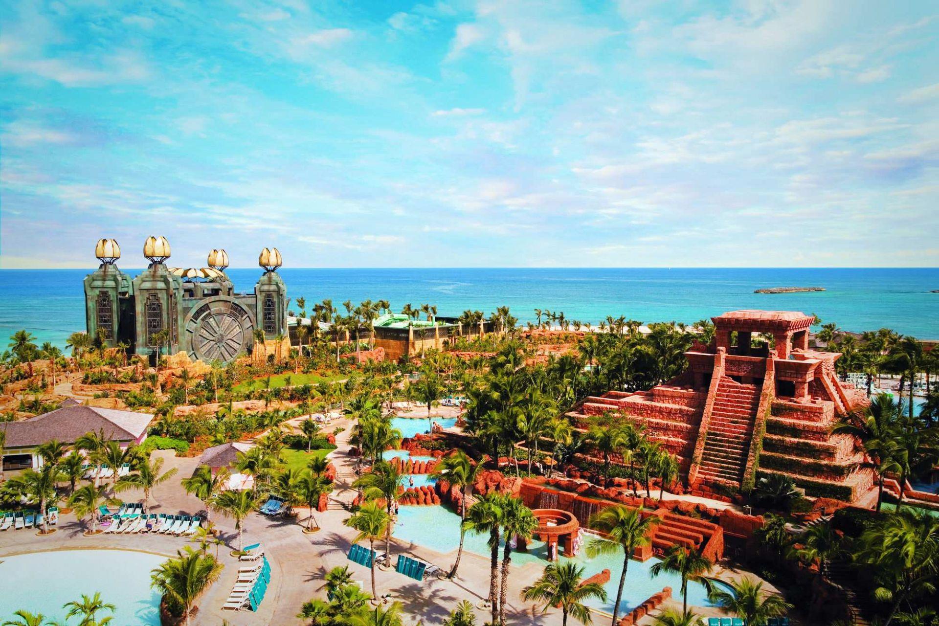 Harborside Resort  Atlantis  Bahamas Resorts  Bahamas