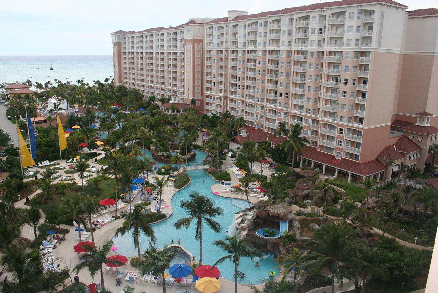 Marriott Aruba Surf Club  Aruba All Inclusive Resorts
