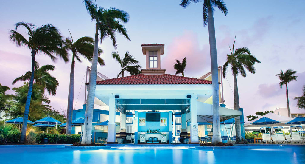 Westin Aruba And Wyndham Aruba Beach Resort