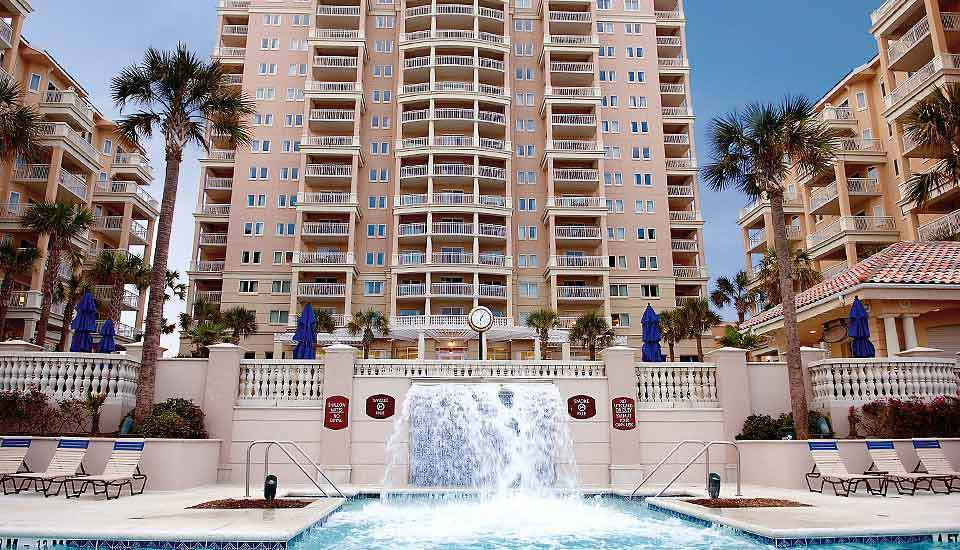 Marriott Ocean Watch Villas At Grande Dunes Myrtle Beach Resorts South Carolina Timeshare