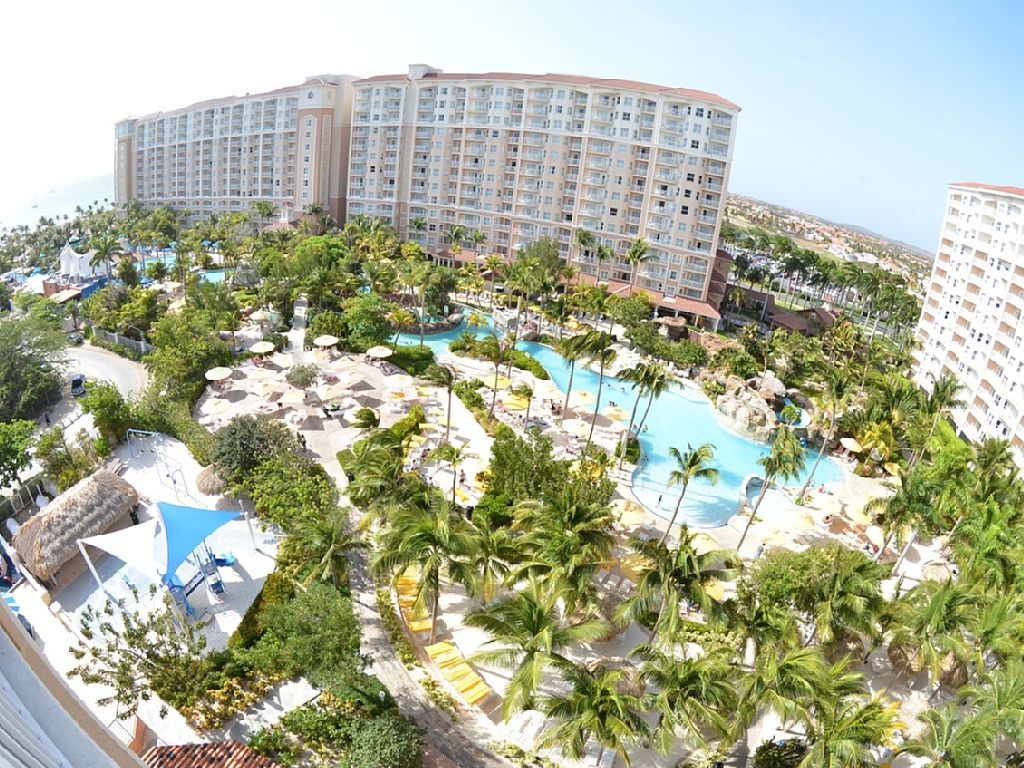 Marriott Aruba Surf Club  Aruba All Inclusive Resorts