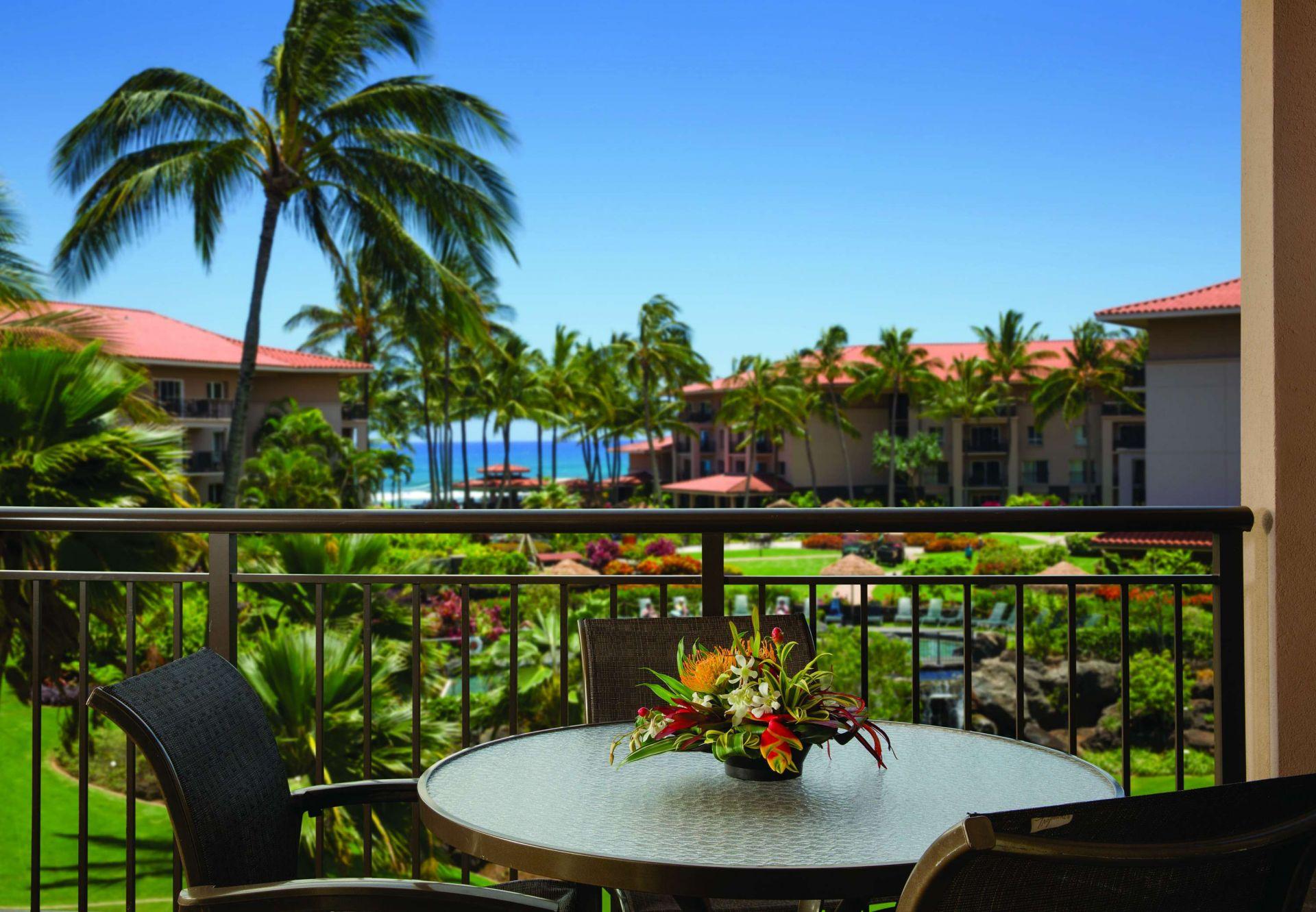 Marriott Waiohai Beach Club Kauai Vacation Rentals