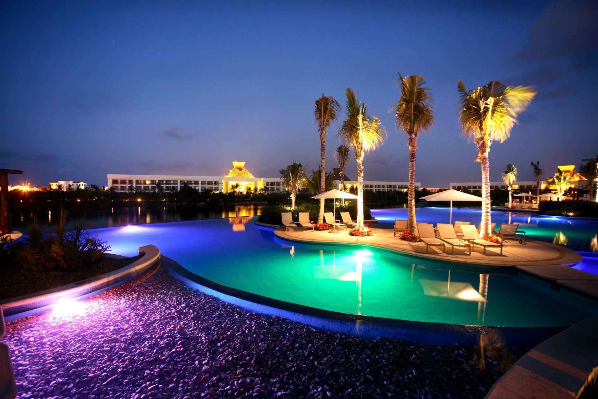 Vidanta Mayan Palace 1 BR 1 BA Suite With Kitchen Sleeps 6 ... |Mayan Palace Riviera Maya Cancun Rooms
