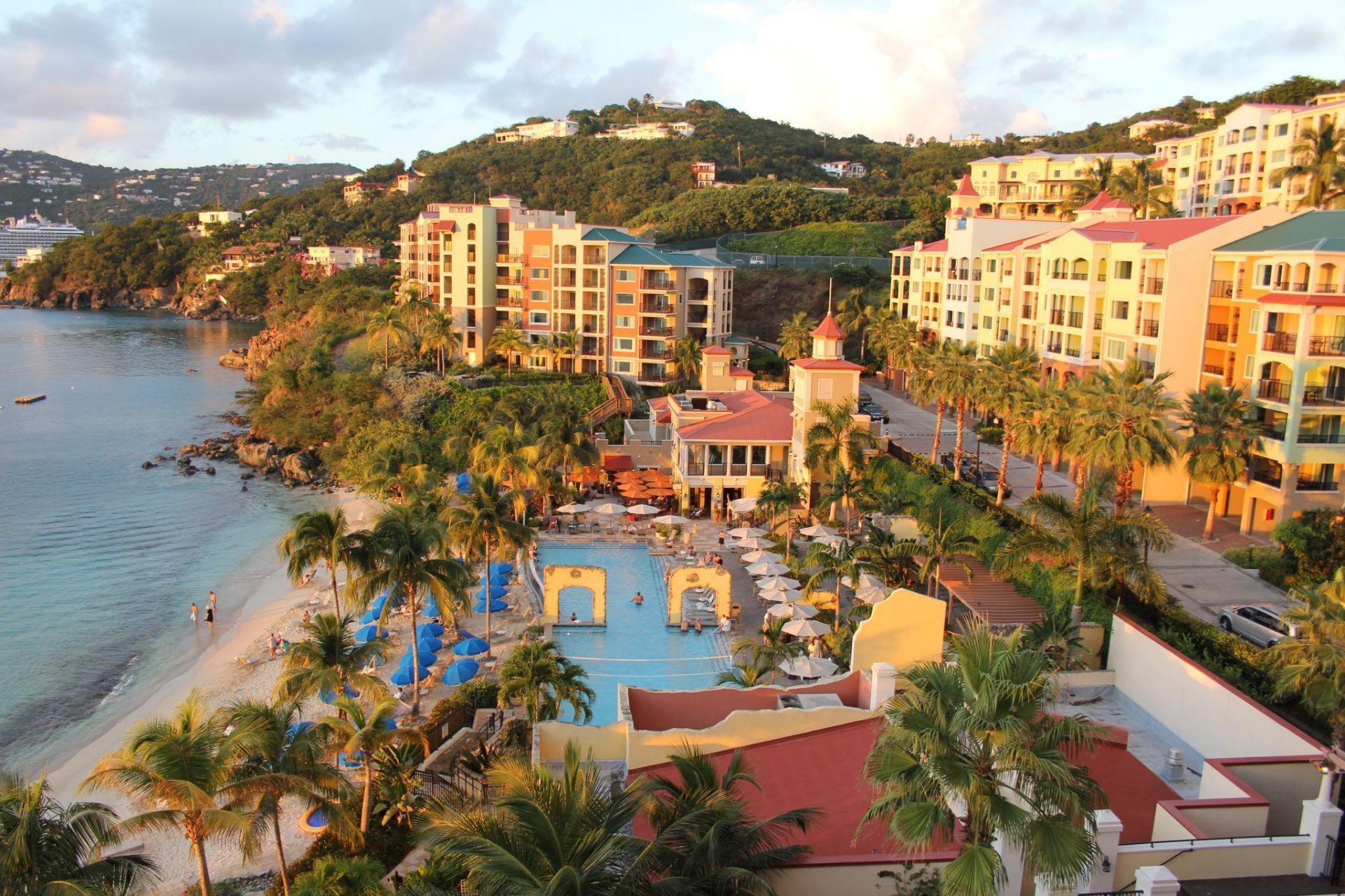 Marriott Frenchman S Cove Marriot Vacation Club Timeshare Rentals St Thomas